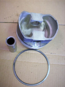 Big Block Chevy Srp Hi Dome Coated Piston 140341 4 500 W Oil Ring Suport