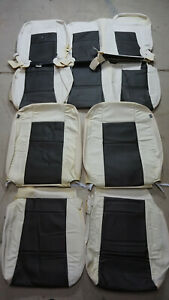 2009 2010 Ford Explorer Xls Xlt Leather Seat Covers