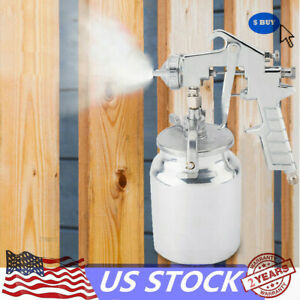 Spray Gun Paint Sprayer Hand Tool Air Paint Coating Pneumatic Watering Can