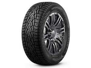 1 New 235 55r17 Nokian Nordman 7 Non Studded Load Range Xl Tire 235 55 17 2355