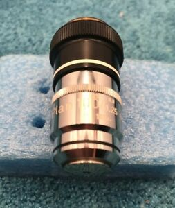Zeiss 100x 1 25 Oel Oil Ml 160 Iris Microscope Objective excellent