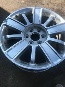 20 2014 2015 2016 2017 18 Chevy Silverado 1500 Oem Chrome Wheel Rim 22871003