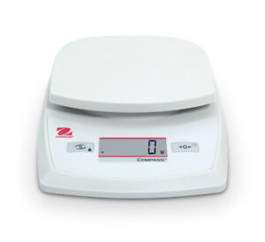 Ohaus Cr2200 Compass Series Compact Scale 2200 G X 1 G