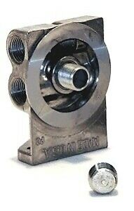 Remote Oil Filter Mount 3 4 16 Dual Inlet outlet