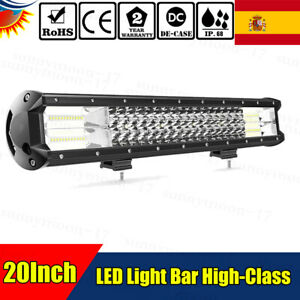20inch Led Light Bar Work Off Road Truck Boat For Ford Suv Atv Ute 4wd 4x4