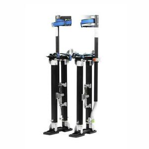 Drywall Stilts Ultra Dura Magnesium 24 40 In Ultralight Professional Tools