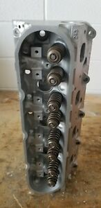 Single 5 3 2007 Up Chevy Rebuilt 243 Cylinder Head