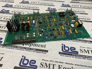 Excellon Automation Bd fcc Assembly Board 215081 14 W warranty