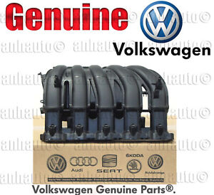 Genuine Vw Beetle Golf Jetta Passat Engine Intake Manifold 07k133201m