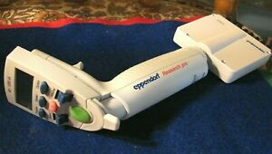 Eppendorf Research Pro 8 Chan 50 1200 l Electronic Var Vol Pipette pipettor