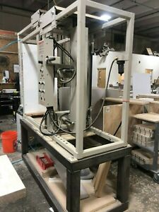 J c Uhling Products Case Clamp Low Hp 2000