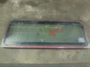 Jeep Wrangler Tj 97 02 Factory Windshield Frame Bad Glass 20