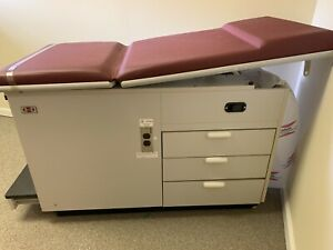 Hausmann Powered Medical Exam Table Excellent Condition