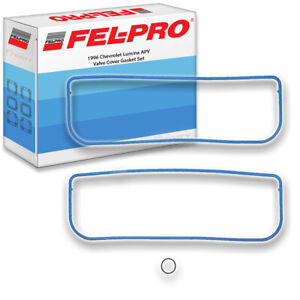 Fel Pro Valve Cover Gasket Set For 1996 Chevrolet Lumina Apv Felpro Engine Vi