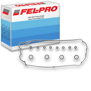 Fel Pro Valve Cover Gasket Set For 1992 2001 Acura Integra Felpro Engine St
