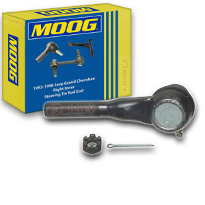 Moog Right Inner Steering Tie Rod End For 1993 1998 Jeep Grand Cherokee Qf