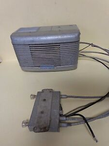 1947 48 Philco Radio Un6 500 Universal Car Kit Aftermarket Chevy Ford Mopar 15ms