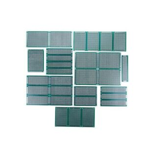 5x 30 Pcs Double Sided Pcb Board Prototype Kit For Diy 4 Sizes W3s7 Br