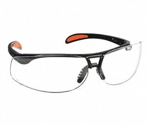 6 Pair Uvex S4200hs Protege Safety Glasses W Clear Anti fog anti scratch Lens