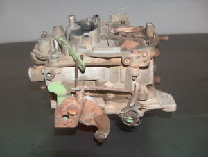 1980 1984 Chevy Gmc C K Truck Carter Quadrajet 4 Barrel Carburetor 17080298