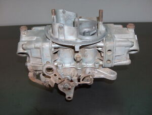 Vintage Holley 780 Cfm 4 Bbl Carburetor Vacuum Secondary Carb 3310 4598 5253