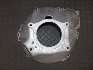 1960 65 Ford Falcon Mustang Stick 3 Speed Alum Bell Housing L6 170 200 C0dd 6394