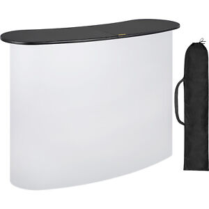 38 5 51 Pop Up Table Podium High Counter Trade Show Display Speech Stand Top