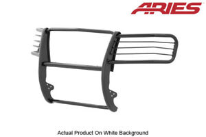 07 14 Tahoe suburban tahoe 07 13 Avalanche Black Front Grille brush Guard 1pc
