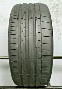 One Used 245 35r19 2453519 Continental Sport Contact 6 R02 Audi 6 32 2a121