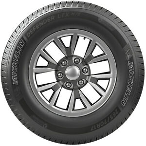 Michelin Defender Ltx M S Highway Tire 235 70r16 Xl 109t