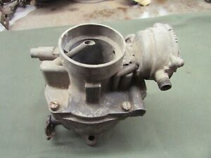 1952 53 54 55 56 Chevrolet Rochester Rp 1 Barrel Carburetor Part 7003536