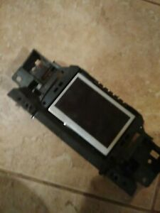 2012 Ford Focus Information Display Screen Cm5t 18b955 ce
