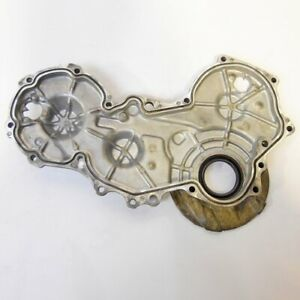 Used Timing Gear Cover Compatible With Bobcat 843 853 6631828 Isuzu 4jb1