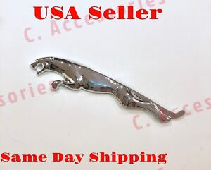 3d Jaguar Emblem Badge Decal Sticker