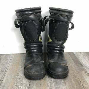 Globe Firefighter 14 Structural Boots Made In Usa Size 9 5 M Used