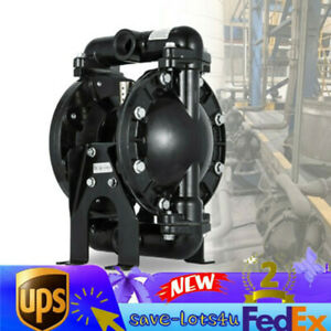 Air operated Double Diaphragm Pump 35 Gpm 120psi 1 2in Air Inlet Qby4 25l 2019