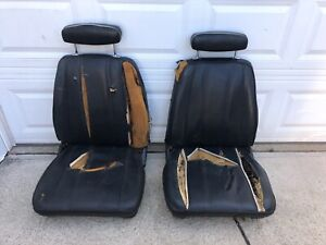 1968 1969 68 69 Dodge Charger Coronet Plymouth Gtx Roadrunner Bucket Seats