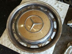 Wheel Cover Hubcap 123 Type 280e Fits 67 81 Mercedes 280 500184