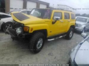 Passenger Side View Mirror Power Chrome Fits 06 07 Hummer H3 235351