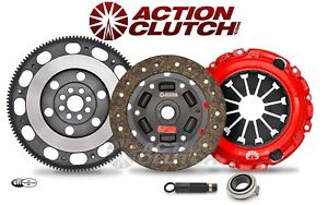 Action Stage 1 Clutch Kit Race Flywheel For All B Series Motors Integra Civic Si