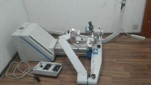 Moller Wedel Ophthalmic 900 C Ceiling Mounted Surgical Microscope