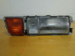1984 Dodge Conquest Passenger Right Front Bumper Marker Lamp Used Car Part D43