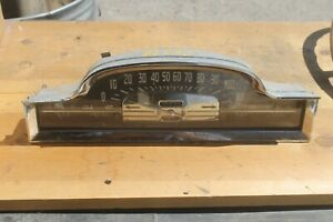 1951 Cadillac Instrument Cluster Br