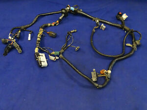 92 93 Ford Mustang 302 5 0l Ecu Pcm Engine Wiring Harness Nice Oem Take Off