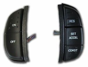 97 04 Ford F 150 F 250 F 350 Expedition Cruise Control Switch Steering Truck