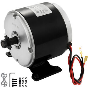 36v Dc Electric Motor 350w Scooter Motor 2750rpm Go kart E scooter 11 Tooth