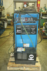Miller Syncrowave 351 Tig Welder Water Cooled