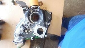 Yanmar 1700 Tractor Engine Timing Cover