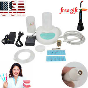 Dental Piezo Ultrasonic Scaler Cavitron Self Contained Water Dentist Device gift