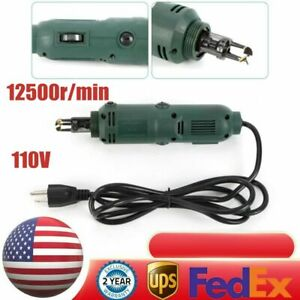 110v Indurstrial Handheld Magnet Wire Stripping Machine Stripper Cutter Tool